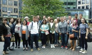 Museum of London group 2