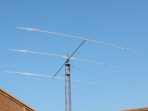 HF Yagi antenna