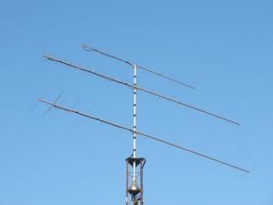 VHF/UHF Yagi Antenna