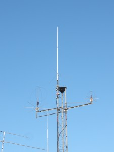 442.8 Mhz Repeater and Satellite Antennas