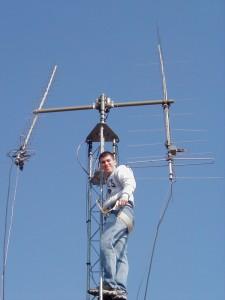 Satellite Temple University Amateur Radio Club K3tu