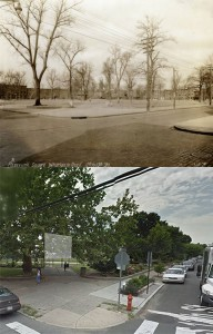 park then and now