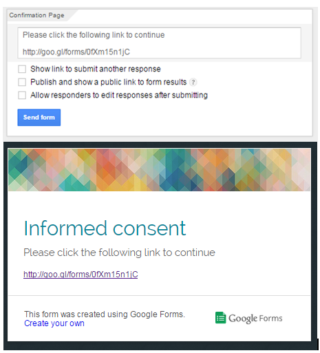 Using Google Forms to make surveys for your experiment: A detailed ...