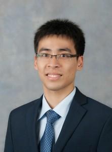 Portrain photograph of Chuanzhu Xu