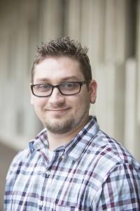 Photographic portrait of Jordan Hample.