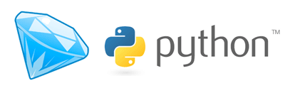 OpenRefine & Python Logos