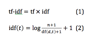 Measuring Similarity Between Texts in Python - Loretta C