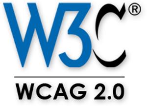 W3C WCAG 2.0 Logo