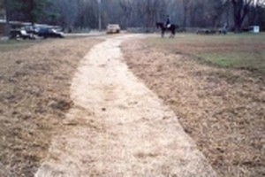 Monestary Stables Runoff Control Project