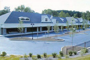 Upland Square Shopping Center Stormwater Management Techniques